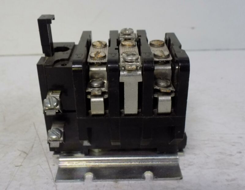 GENERAL ELECTRIC OVERLOAD RELAY CR324C310A1
