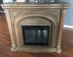 Beautiful Electric Fireplace