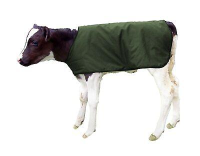 Bettermilk Calf Coats Waterproof Livestock Calf Blanket - Large, Green