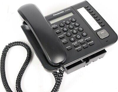 Panasonic Kx-dt521-b 8-button 1line Lcd Display Digital Speaker Phone Wall Mount