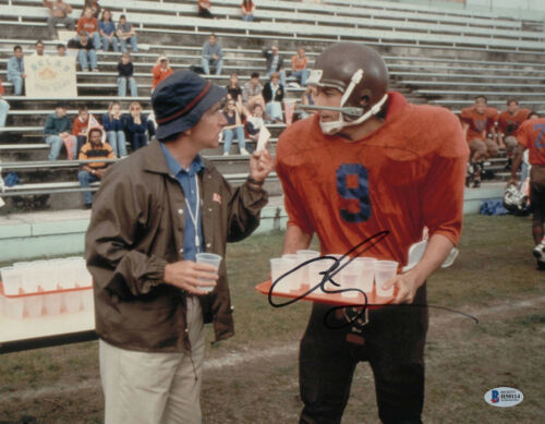 WOW ADAM SANDLER SIGNED THE WATERBOY 11X14 PHOTO AUTHENTIC AUTOGRAPH BECKETT 2