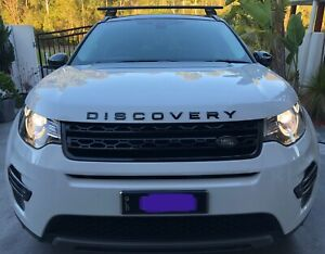 2016 Land Rover Discovery Sport TD4 180 SE 7 SEAT Automatic SUV