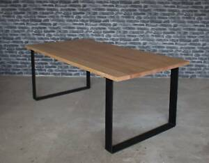 Solid Hardwood Timber Dining Table