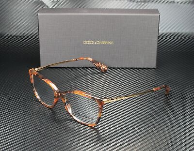 Dolce & Gabbana DG3243 3131 CUBE BRONZE DEMO LENS 52 mm Women's (Dolce And Gabbana Glasses Womens)