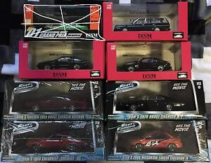 GREENLIGHT FAST AND FURIOUS + DISM DIECASTS 1/43 SCALE Colyton Penrith Area Preview