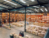 Logistics Storage $0.65/SQFT FLAT RATE