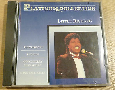 CD Platinum Collection - LITTLE RICHARD - 009