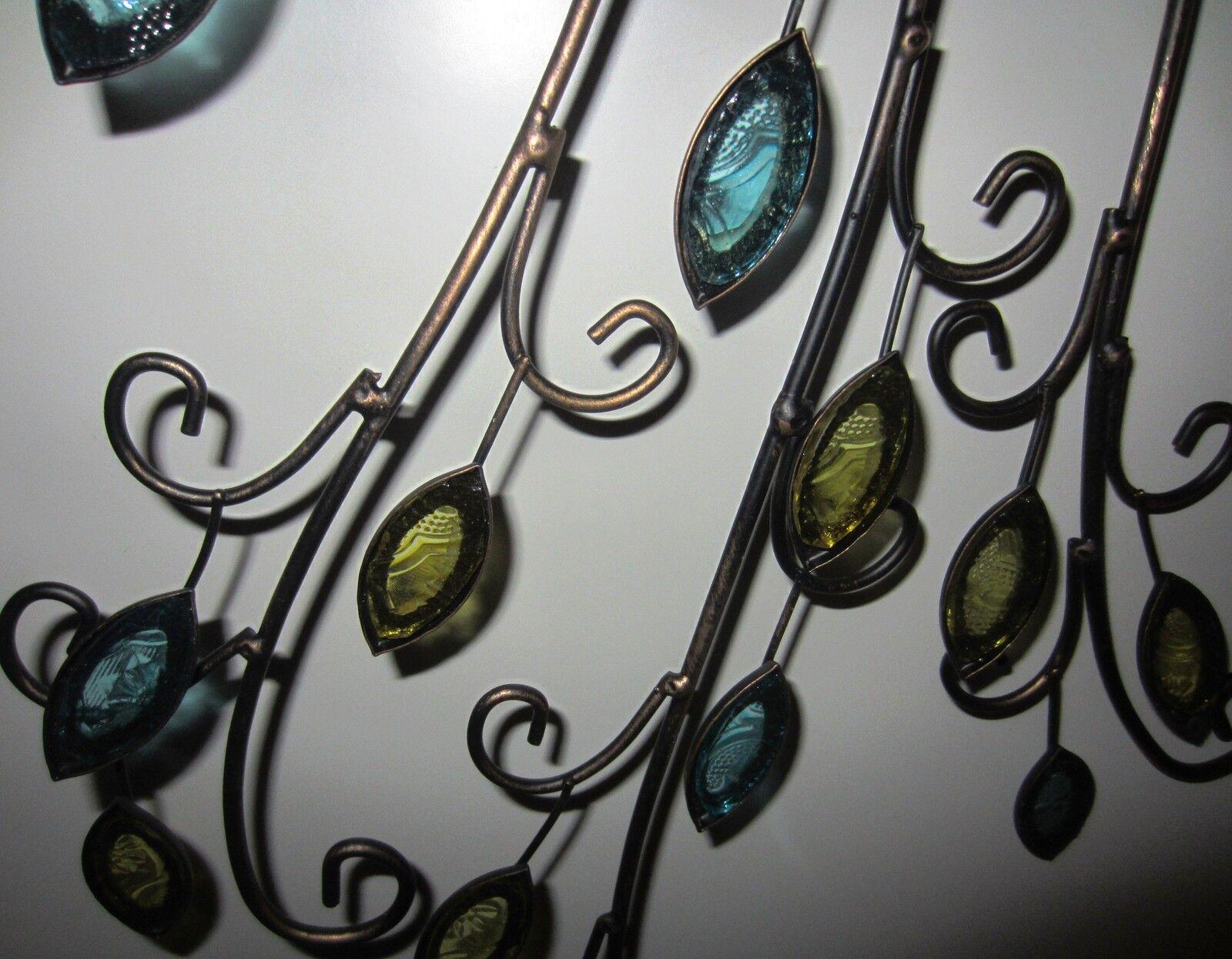 Pfau deko metall wanddeko dekoration 75 x 36 cm neu eur for Dekoration metall
