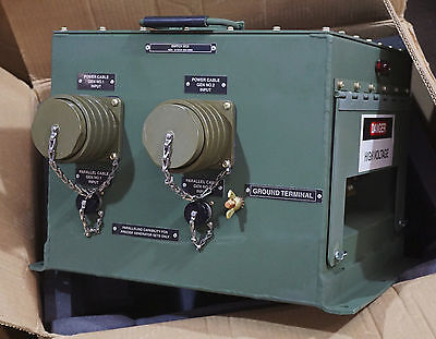 Military Tq Diesel Generator Power Transfer Box 6110-01-264-2069 1195 13226e6292