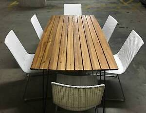 NEW DOMAYNE OUTDOOR DINING SET Liverpool Liverpool Area Preview
