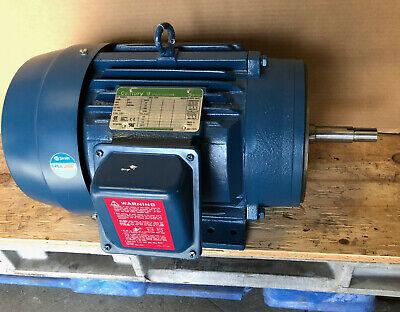 10 Hp C Face Century Ii Epact Ao Smith Electric Motor Tcp71032 1765