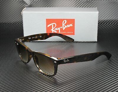 RAY BAN RB2132 710 51 New Wayfarer Havana Brown Gradient 52 mm Unisex (Ray Ban Rb2132 New Wayfarer Sunglasses Unisex)