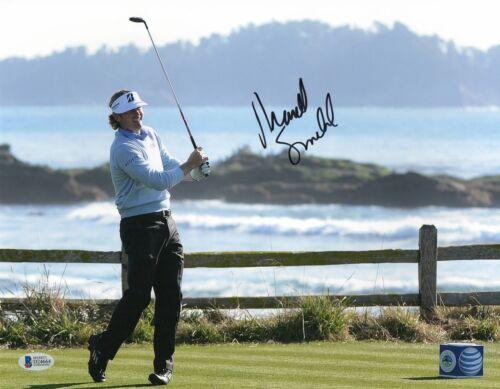 BRANDT SNEDEKER PGA TOUR SIGNED 11X14 PHOTO AUTHENTIC AUTOGRAPH BECKETT BAS