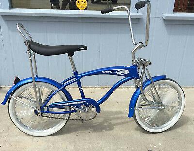 "26/"" Bicycle Black Banana Seat Vinyl Cruiser Chopper Lowrider Bike C R STORE"