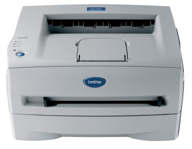 Brother HL-2040 2040 Personal USB Parallel Mono Laser Printer *NOT HL-2140 * JM