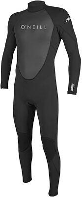 O'Neill Reactor 3/2mm Full Body Neoprene Wetsuit for Men XL