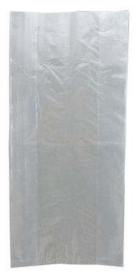 Plastic Produce Bag-clear Unprinted Produce Bags Clear 8x 4x 18 1.3 Mil - 500