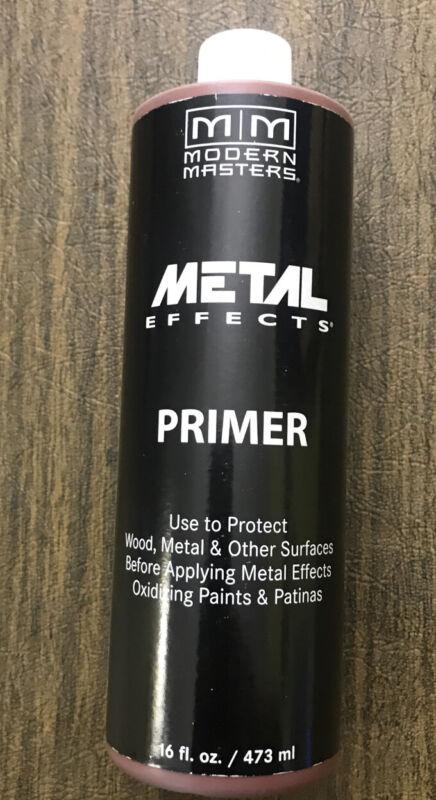 Modern Masters 16 Metal Effects Primer 16oz