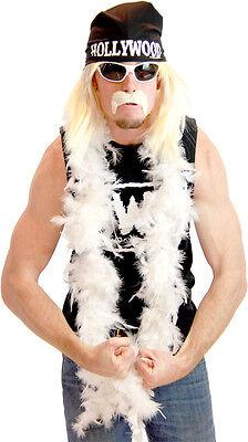 Adult Hulkamania NWO New World Order Hollywood Hulk - Hollywood Hulk Hogan Kostüm