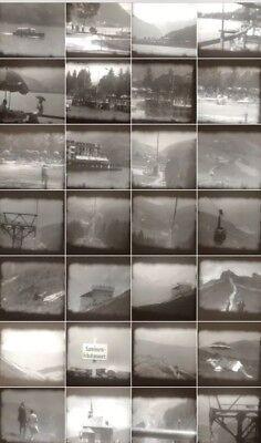 16mm Privatfilm 1930 Skikurs In Tirol Bichlbach Thaneller Skisport Alpen #25 Technik & Photographica