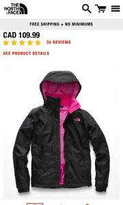 Woman's North Face Jacket - Limited edition