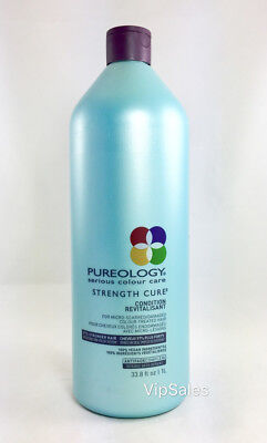 Pureology Strength Cure Conditioner 33 8Oz