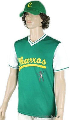 Kenny Powers Costumes (Kenny Powers Baseball Jersey & Cap Charros Full Costume [Eastbound and Down)
