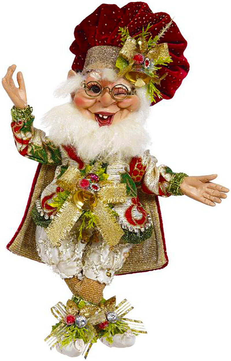 "[Mark Roberts Elves - Sparkling Decorating Elf 51-05560 Small 10.5"" Figurine </Title]"