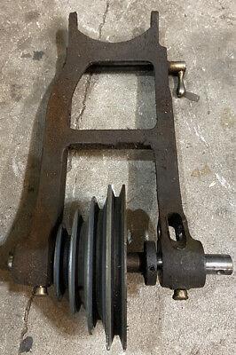 Atlas Craftsman 12 Metal Lathe Countershaft Bracket L3-20 10-80 Pulley