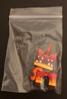 Super Angry Kitty 70817 Unikitty Movie Lego Minifigure mini figure (Angry Kitty)