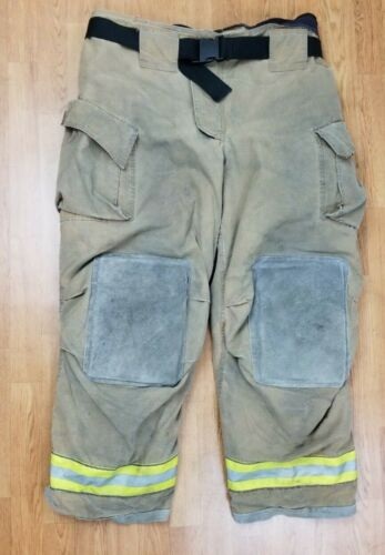 Cairns MFG. 2014 NEW Firefighter Turnout Bunker Pants 44 x 32