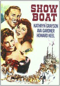 SHOW BOAT (1951 Howard Keel, Ava Gardner) -  DVD - PAL Region 2 - Sealed