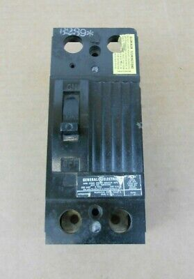 1 Ge Tqd Tqd22200 Circuit Breaker 200a 200 Amp 2p 2 Pole 240v 240 Volt