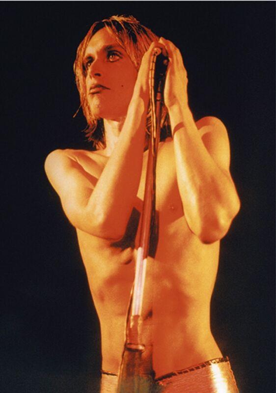Iggy Pop Rock 1970
