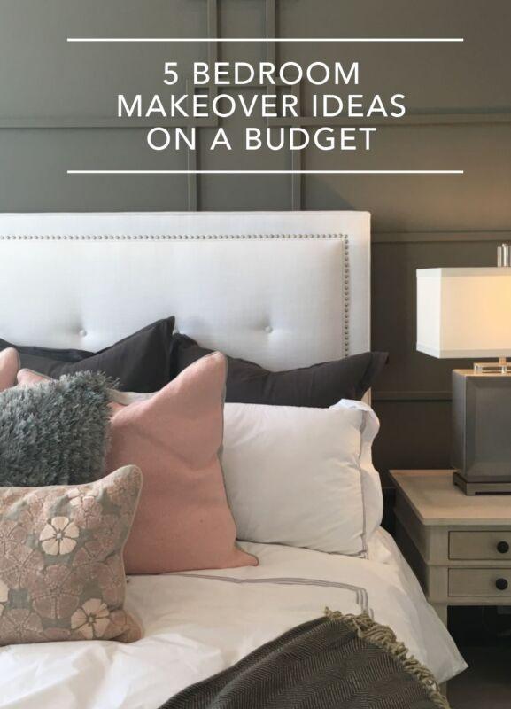 5 bedroom makeover ideas on a budget ebay