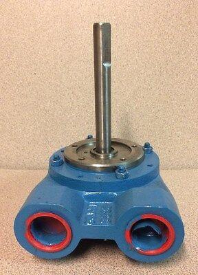 Tuthill Gear Pump 2c2fa-1205 2c2fa 1205 58 By 4 12 Long Shaft 1 Npt
