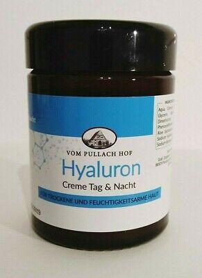 Feuchtigkeitscreme mit Hyaluron, 100ml im Glas, Pullach Hof