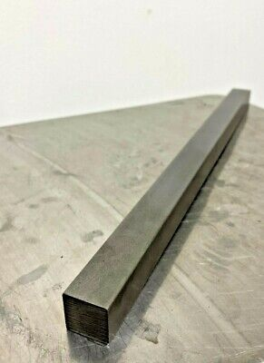 12l14 Square Carbon Steel Bars 34 Square X 1 Ft Length