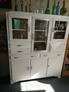 Kitchen Dresser Cupboards Sideboard Buffet Display Cabinet Clearview Port Adelaide Area Preview