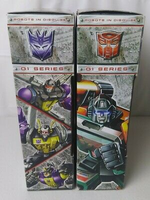 Transformers Insecticons & Perceptor Lot G1 TRU 25th Anniversary Commemorative