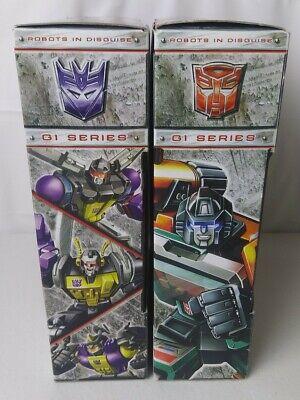 Transformers Insecticons & Perceptor Lot G1 TRU 25th Anniversary Commemorative