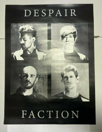 AFI  despair faction poster ORIGINAL POSTER HARD POSTER 24X18 INCH