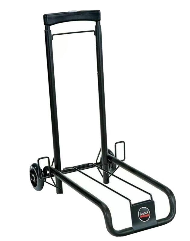 Britax Car Seat Travel Cart   Adjustable Handle + Compact Fold