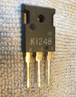 4ea. 2sk1248 Power Fet Shindengen Electric Japan