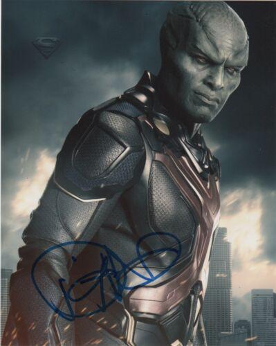 David Harewood Supergirl Autographed Signed 8x10 Photo COA #A66