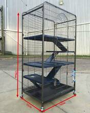 Warehouse direct 5 level Ferret Cat Rat Cage Rabbit Cage Riverwood Canterbury Area Preview
