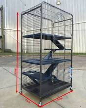 Ferret Cage 159cm 5 level cat Cage rabbit hutch cage Riverwood Canterbury Area Preview