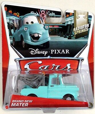 Disney Pixar Cars 2013 BRAND NEW MATER Radiator Springs 8/15 Diecast 1:55 Scale