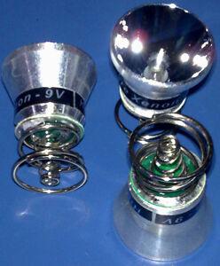 Bulbo-Xenon-9-0-V-SolarForce-x-torcia-categoria-P60-Surefire-G2-G3-6P-9P
