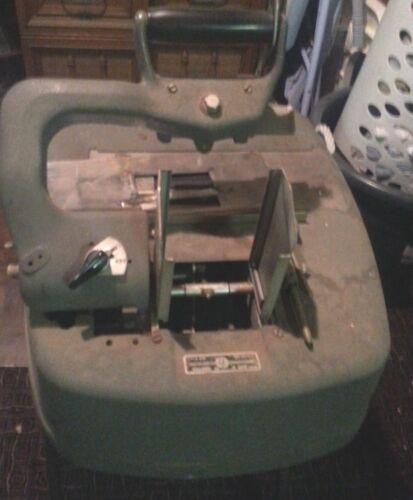 Vintage, Addressograph HAND STAMPING Graphotype Machine. EXCELLENT Condition.